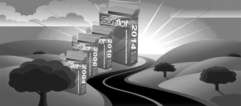 Evolution of Softfleet 2003-2015